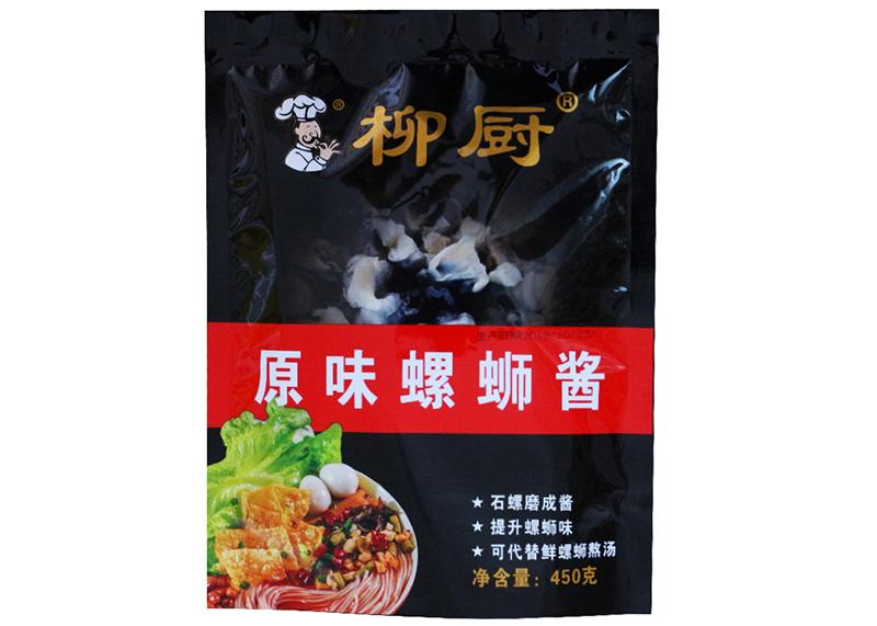 广西原味螺蛳酱450克