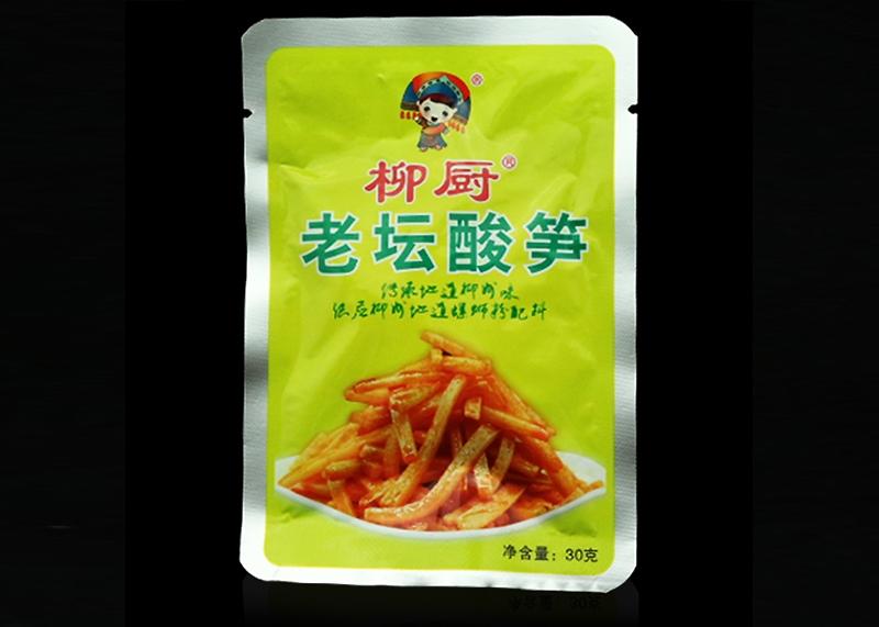 柳厨老坛酸笋30克